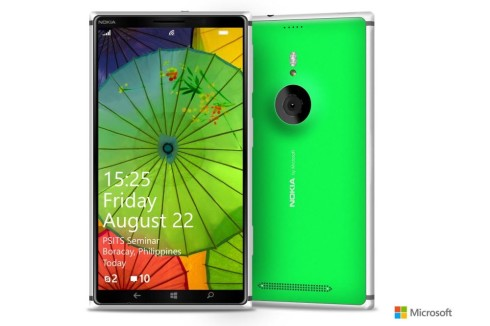 nokia by microsoft concept