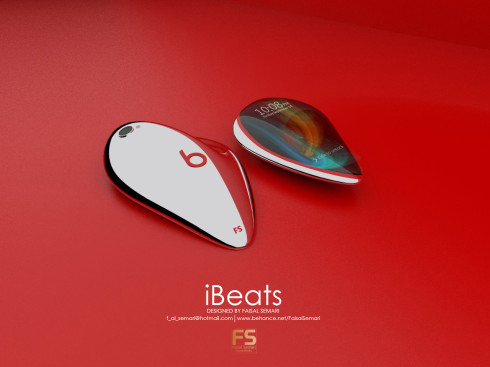 Apple iBeats concept 1
