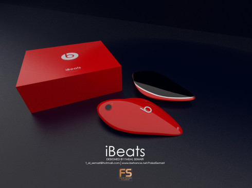 Apple iBeats concept 2