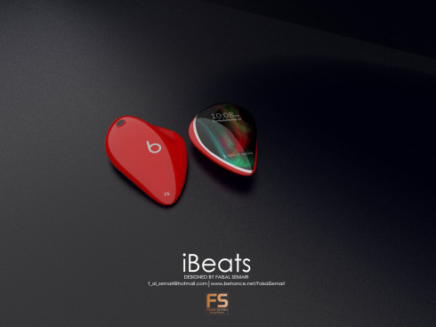 Apple iBeats concept 5