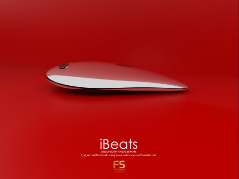 Apple iBeats concept 6
