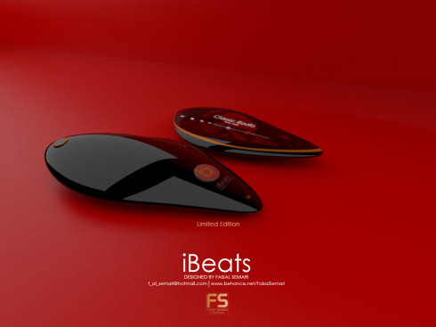 Apple iBeats concept 7