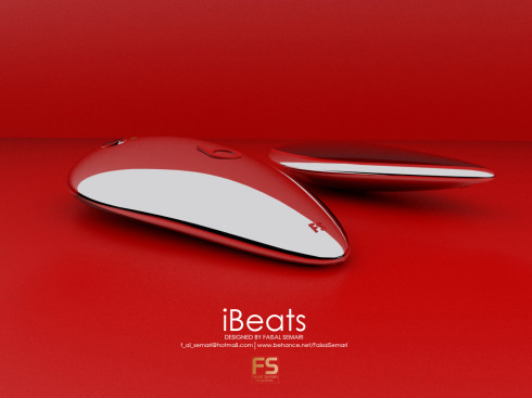 Apple iBeats concept 8