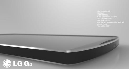 LG G4 Jermaine Smit concept 6