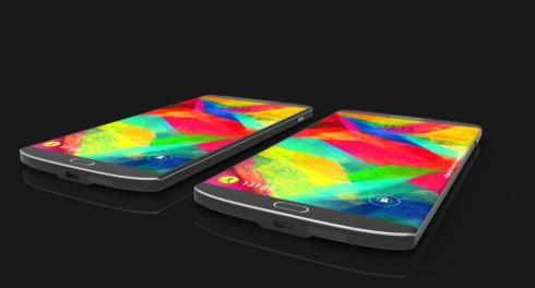 Samsung Galaxy S6 Edge concept 10