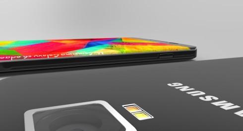 Samsung Galaxy S6 Edge concept 2