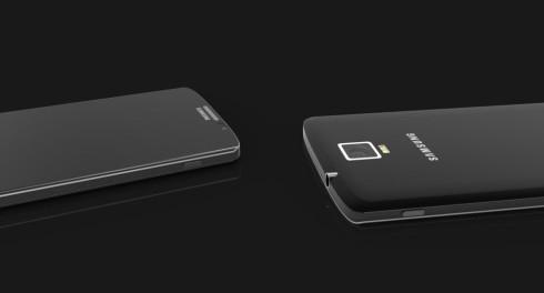 Samsung Galaxy S6 Edge concept 4