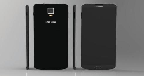 Samsung Galaxy S6 Edge concept 6