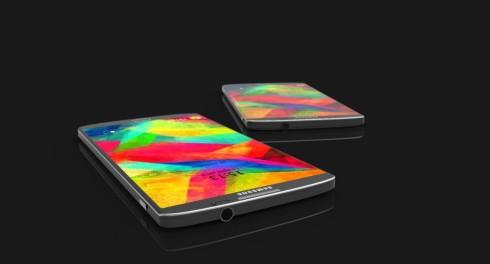Samsung Galaxy S6 Edge concept 9