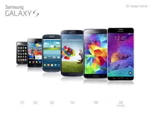 Samsung Galaxy S6 concept 3