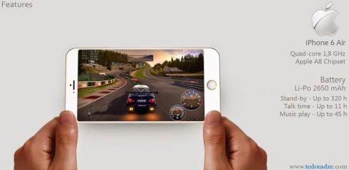 iPhone 6 Air_5