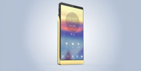 Bella concept phone 5