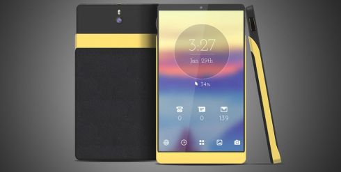 Bella concept phone 6