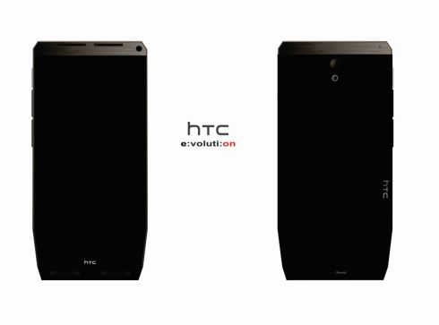 HTC Evolution concept 1