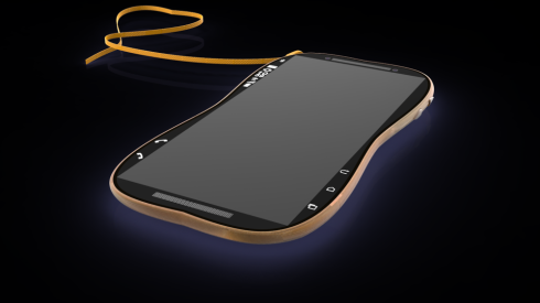 HTC concept 8 shape 4