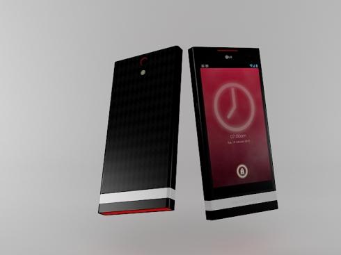 LG Chocolate 2 concept 2