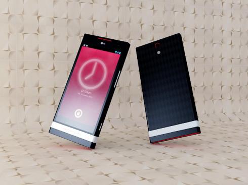 LG Chocolate 2 concept 3