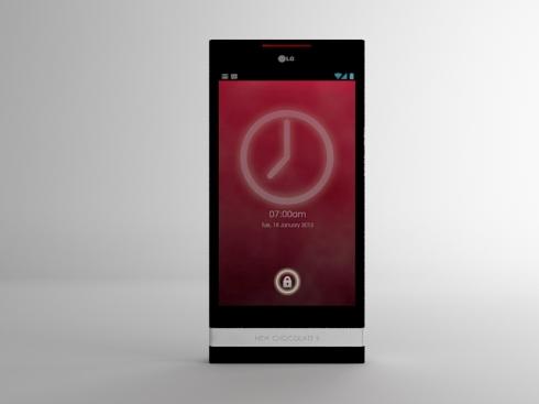 LG Chocolate 2 concept 4