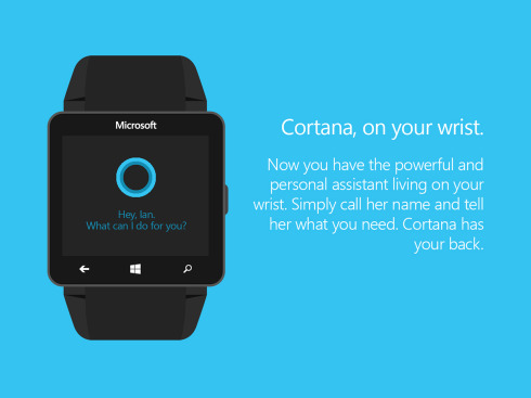 Microsoft Windows Watch concept 6