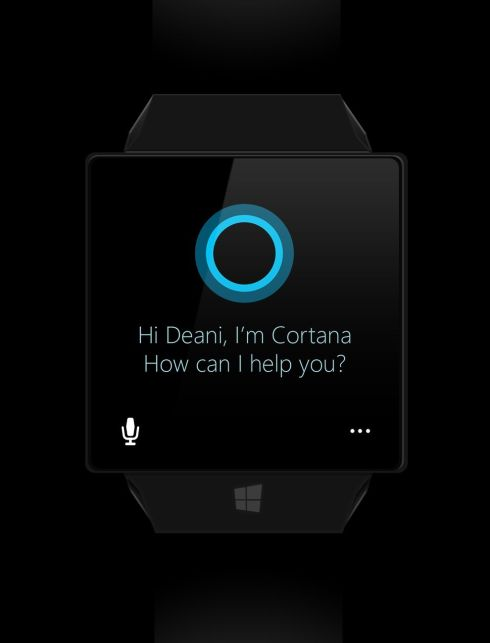 Microsoft Windows Watch concept 7