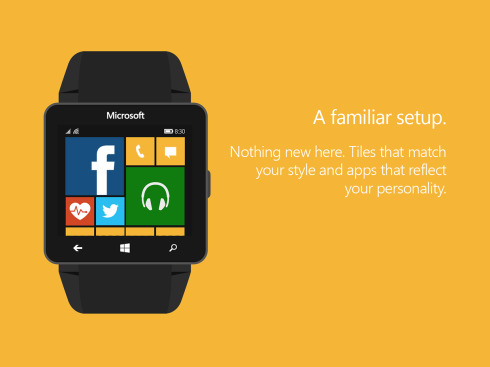Microsoft Windows Watch concept 9