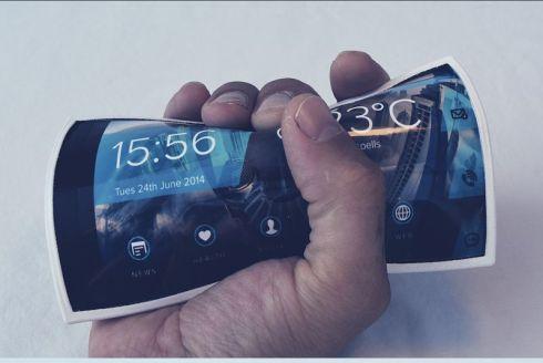 Portal flexible screen smartphone 2