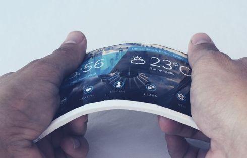 Portal flexible screen smartphone 3