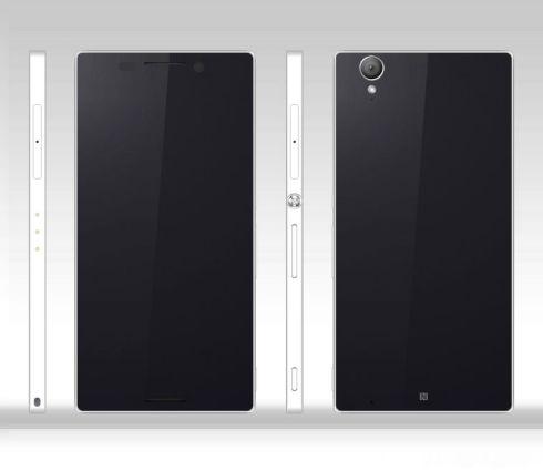 Sony Xperia X concept 2