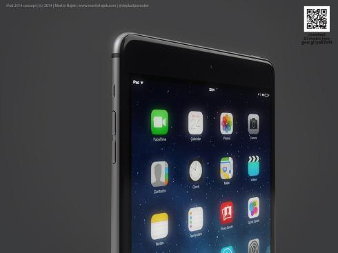 iPad Mini 3 concept 1
