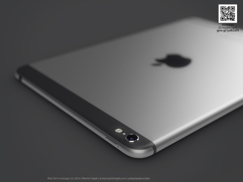 iPad Mini 3 concept 2