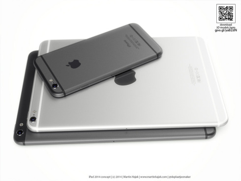 iPad Mini 3 concept 5