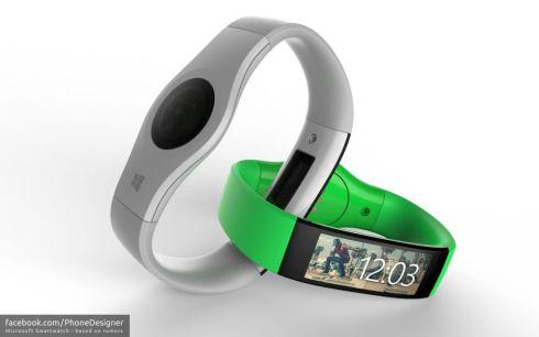 microsoft sport smartwatch concept 1