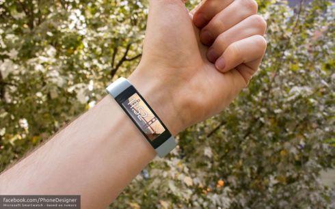 microsoft sport smartwatch concept 7