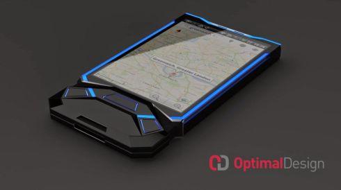 smartphone transformers concept