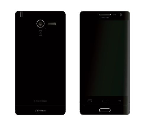 1. Samsung S Guardian Black