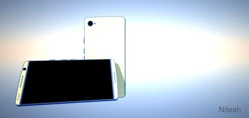 HTC Desire 830 concept 3