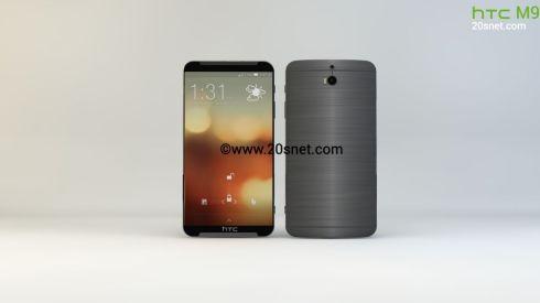 HTC M9 concept rishi ramesh 1