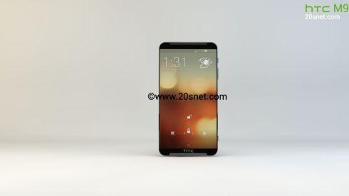 HTC M9 concept rishi ramesh 2
