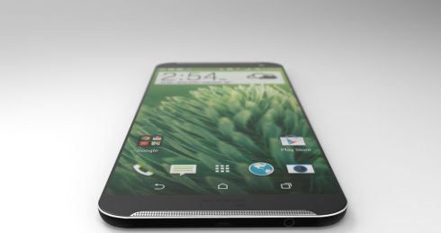 HTC One M9 Jermaine Smit concept 1