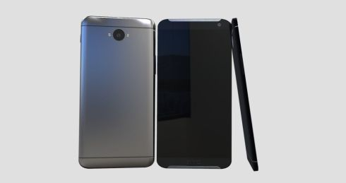 HTC One M9 Jermaine Smit concept 2