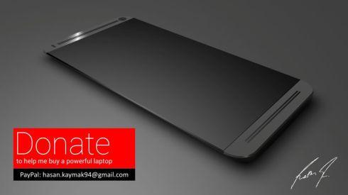 HTC One M9 concept november 2014 1