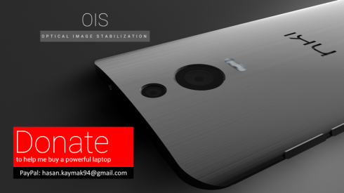 HTC One M9 concept november 2014 13