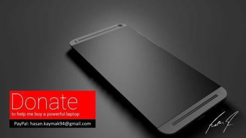 HTC One M9 concept november 2014 8