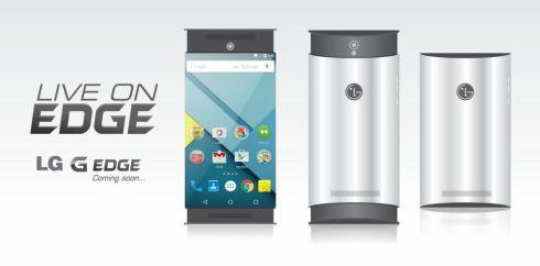 LG Edge concept