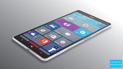Nokia Lumia concept Zhan Leuman 1