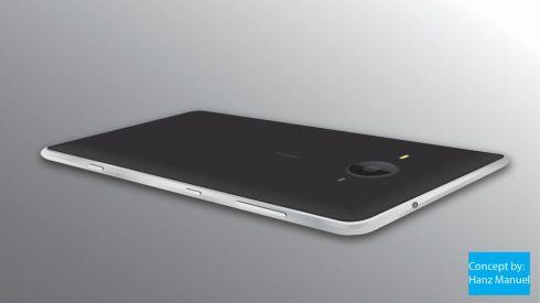Nokia Lumia concept Zhan Leuman 2