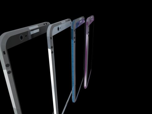Samsung Galaxy S6 concept Omer Pala 1