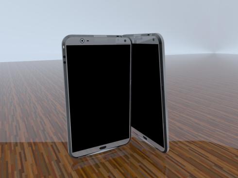 Samsung Galaxy S6 concept Omer Pala 9