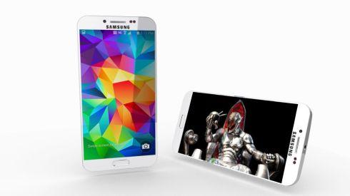 Samsung Galaxy S6 concept kartik 1