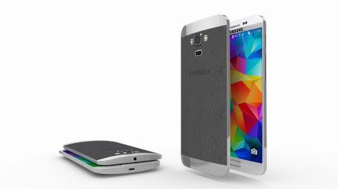 Samsung Galaxy S6 concept kartik 4